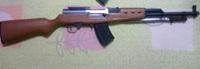 63式自動歩槍 自作1