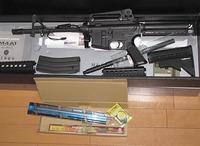M4バラす