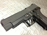 SIG P226 E2 ブラスト加工