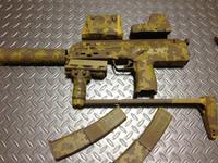 MP7 塗装その2