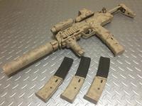 MP7 塗装完成