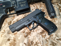 SIG P226E2  Mk25化 その1