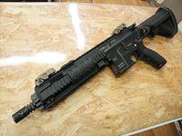 次世代 HK416 セレクター 不良 修理