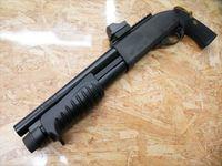マルイ M870 ブリーチャー 外装カスタム
