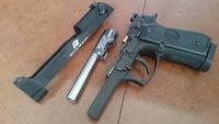 お盆休みの工作 M92G ELITE