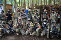 サバイバルゲーム参戦記 13,6,2015