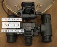 Evolution Gear PVS31:ハンズオンレビュー!