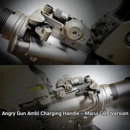 東京マルイM4 MWS専用!ANGRYGUN製 VLTOR/BCMタイプ アンビチャージングハンドル