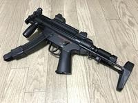 MP5KハイサイクルにHK416Cみたいなスト・・・