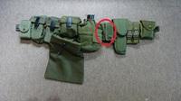 M.A.C.JAPAN(マックジャパン) SWATSYSTEM(スワットシステム) グレネードポーチ