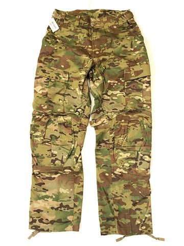 米軍実物 ARMY コンバットパンツ マルチカム FR S-S