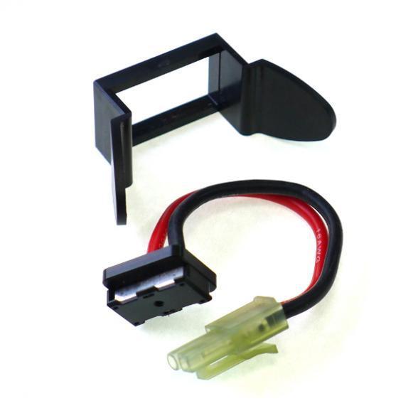 トリガートーク製 マルイ次世代 M4 対応 ストック内バッテリーアダプター