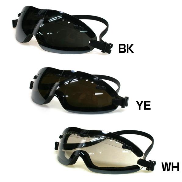 イーグルフォース ブギーレギュレタータイプ ゴーグル レンズゴーグル BK WH YE