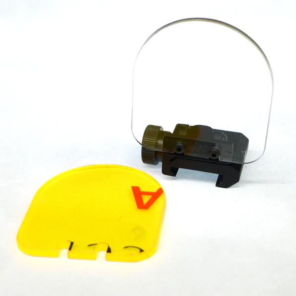 スコープ レンズ プロテクター スコープシールド