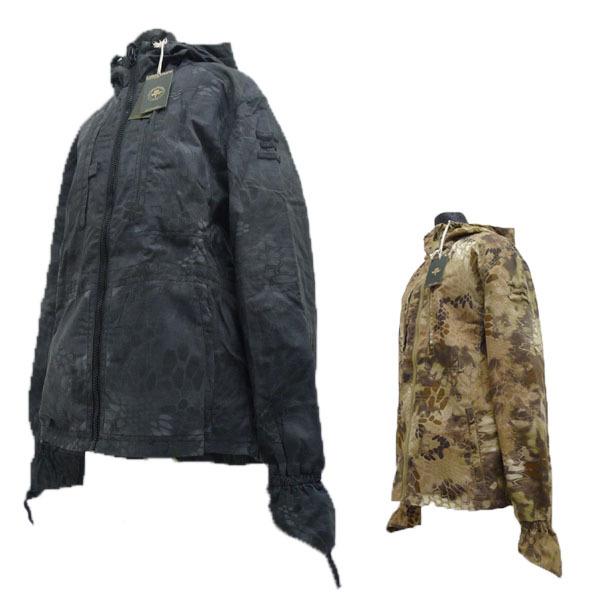 タクティカル インナーメッシュジャケット ハイランダー タイフォン M L XLサイズ