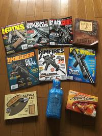 アメリカの銃の雑誌