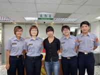 台湾の婦警さんたち
