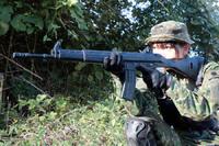訓練用 89式小銃トレーニングラバーガン