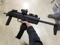 MP7の本当のサイズ