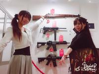 東京駅Kitteにて ICS製品のPR
