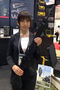 TRGの64式小銃