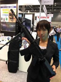 セキュリティ社製 訓練用M4