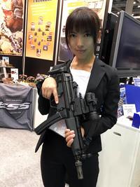 セキュリティ社製 訓練用MP5