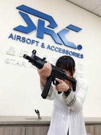 Co2仕様 MP5 (SRC×BATON)プチレビュー