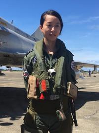 台湾空軍の女性パイロットたち