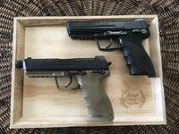 HK45とHK45 tacticalを載せ替えてみた