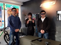 ESS JAPANのショールーム