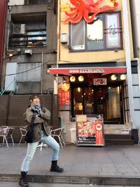 たこ焼き焼いてみたい in大阪