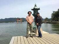 念願の厳島神社!