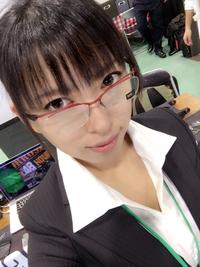 セラコートモデルの眼鏡