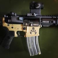 VTG代表の愛銃がかっこいい