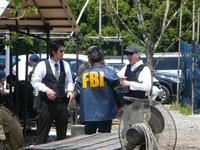 FBI レイドジャケット、セカンドロット発注しました。