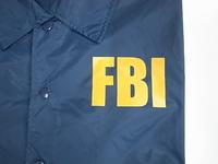 FBI レイドジャケット販売のお知らせ。