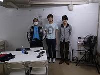10月11日【手ぶらでフリーゲーム】追加プレ開催、お疲れさまでした。