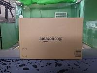 アマゾンからなんか届いた。