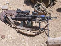 中古光学機器 : Trijicon-TA11MGO-M249 その1