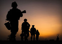 USMC官給リアサイト