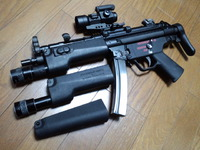 シュア製 H&K MP5用ハンドガード各種