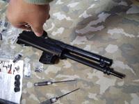 TW5A4 ⇒ MP5A4カスタム化   その2