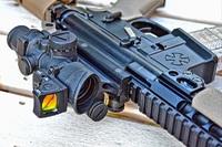 Trijicon 4x32ACOG TA02系
