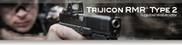 Trijicon RMR Type2 Adjustable LED Sight