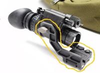 LaRue Tactical PVS-14 QD Pivot Mount