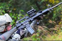 M16A2 トレーニングウエポン