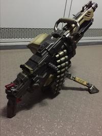 架空銃を本気で作ると
