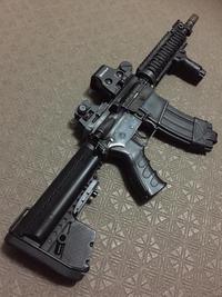 M4A1CQB-R アフガニスタンリミテッド