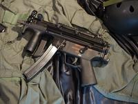 [MOVE]MOVE ORIGINAL COMPLETE CUSTOM GUN TW5K/TW5K PDW